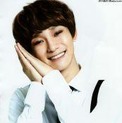 Chen in a tie