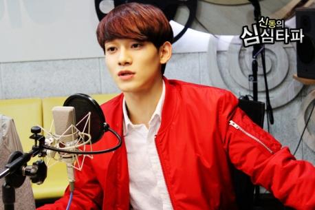 Chen Looks Worried