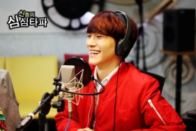 Chen Smiling Wide