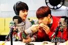 Chen taking a big bite