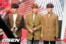 D.O., Baekhyun,Chen, BTS