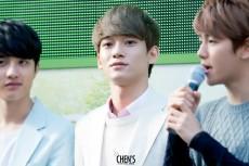 D.O., Chen, Baekhyun