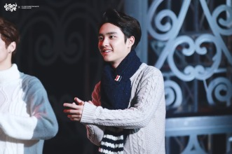 D.O. in a Sweater
