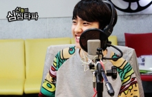 D.O. Laughing with all his teeth