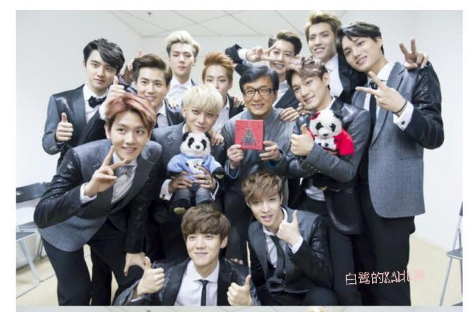 EXO & Jacky Chen_2
