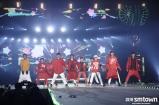 EXO Performing