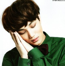 Kai Asleep