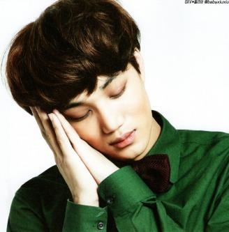 Kai Asleep