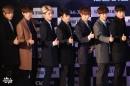 Kris, Chanyeol, Sehun, Kyungsoo, Yixing, Luhan, Kai