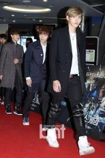 Kris, Yixng, Suho, Kyungsoo