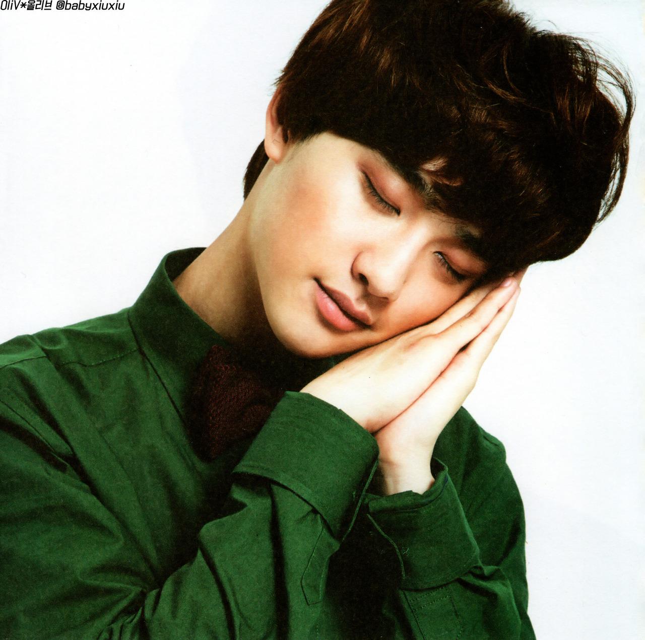 Kyungsoo Asleep | EXOTIC PLANET