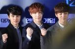 Kyungsoo, Yixing, Luhan