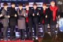 Luhan, Kai, Suho, Chen, Xiumin, Baekhyun, Tao