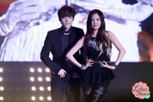 Luhan & Seohyun_Crazy in Love_Rehearsal