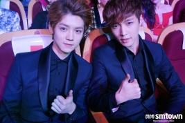 Luhan & Yixing