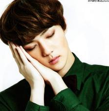 Sehun Asleep