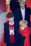Sehun, Chen, Tao