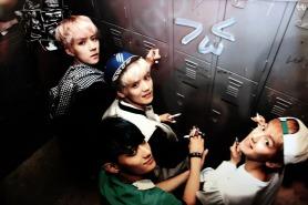 Sehun, Luhan, Tao & Baekhyun