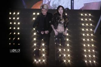 Sehun & Taeyeon_Crazy in Love Rehearsal
