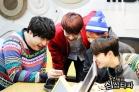 Shindong Shows BaekSooChen Photos