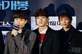 Suho, Chen, Xiumin