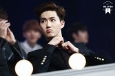 Suho in a Black Suit_2