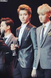 Suho, Kris, Tao