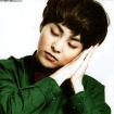 Xiumin Asleep