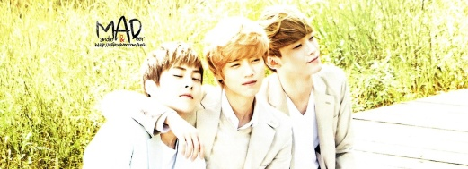 Xiumin, Luhan, Chen