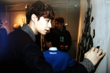 Yixing Autographs