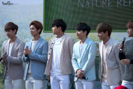 Yixing, Luhan, Kai, D.O., Chen, Baekhyun