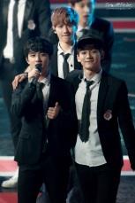 Baekhyun, Kyungsoo & Chen