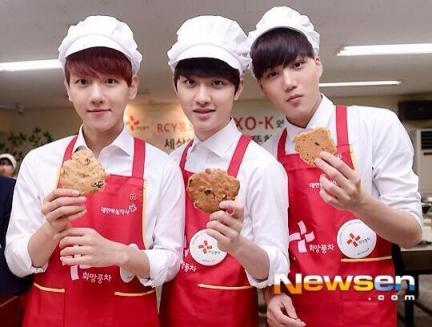 Baekhyun, Kyungsoo & Kai_2