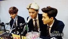 Baekhyun, Sehun & Suho