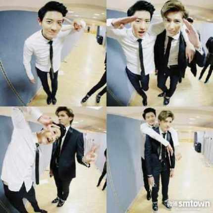 Chanayeol & Kris