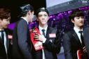 Chanyeol, Kris, Sehun & Kyungsoo