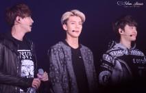 Chanyeol, Sehun & D.O.