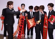 Chanyeol, Sehun, Kyungsoo, Yixing, Luhan & Kai_2