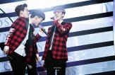 Chen, Suho & Sehun