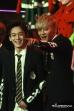 Chen & Tao laughing