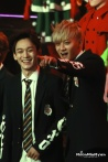 Chen & Tao laughing