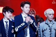 D.O., Chanyeol, & Jonghyun