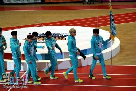 EXO @ Blue Team