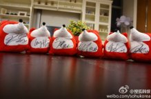 EXO-M Autographed Little Foxes