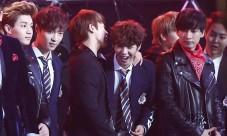 Henry, Yixing, Donghae, Luhan & Eunhyuk