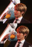 Kris & a blue owlet