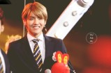 Kris & a red stuff-bunny_2