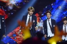 Kris, Chen & Yixing