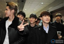 Kris, Kai, Chen, Suho & Chanyeol