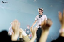 Kris loves his fans